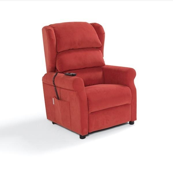 Spazio Relax - Poltrona Relax modello Onda, 100 Made in Italy.