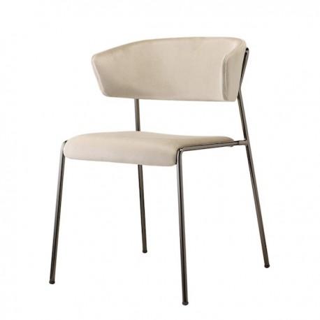 Sedie Con Braccioli.Sedia Lisa 2851 Scab Design