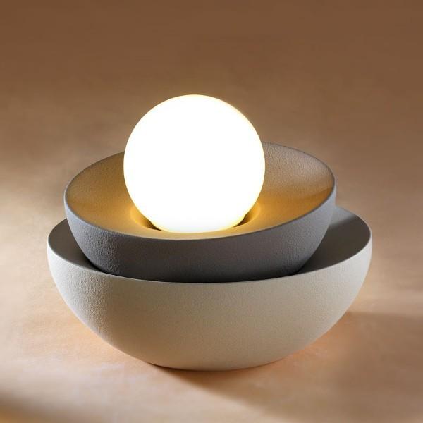 Lampada da tavolo lineasette - Lampada da tavolo di design ...