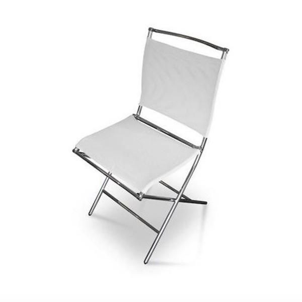 Connubia - Calligaris, sedia pieghevole modello Air Folding CB/1395
