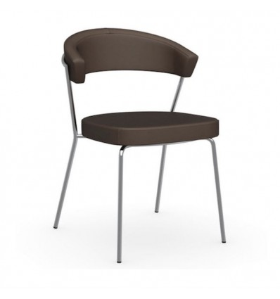 Sedia New York CB/1084 Outlet Connubia Calligaris