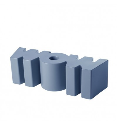 Panca Wow Slide - Azzurro Polvere FL