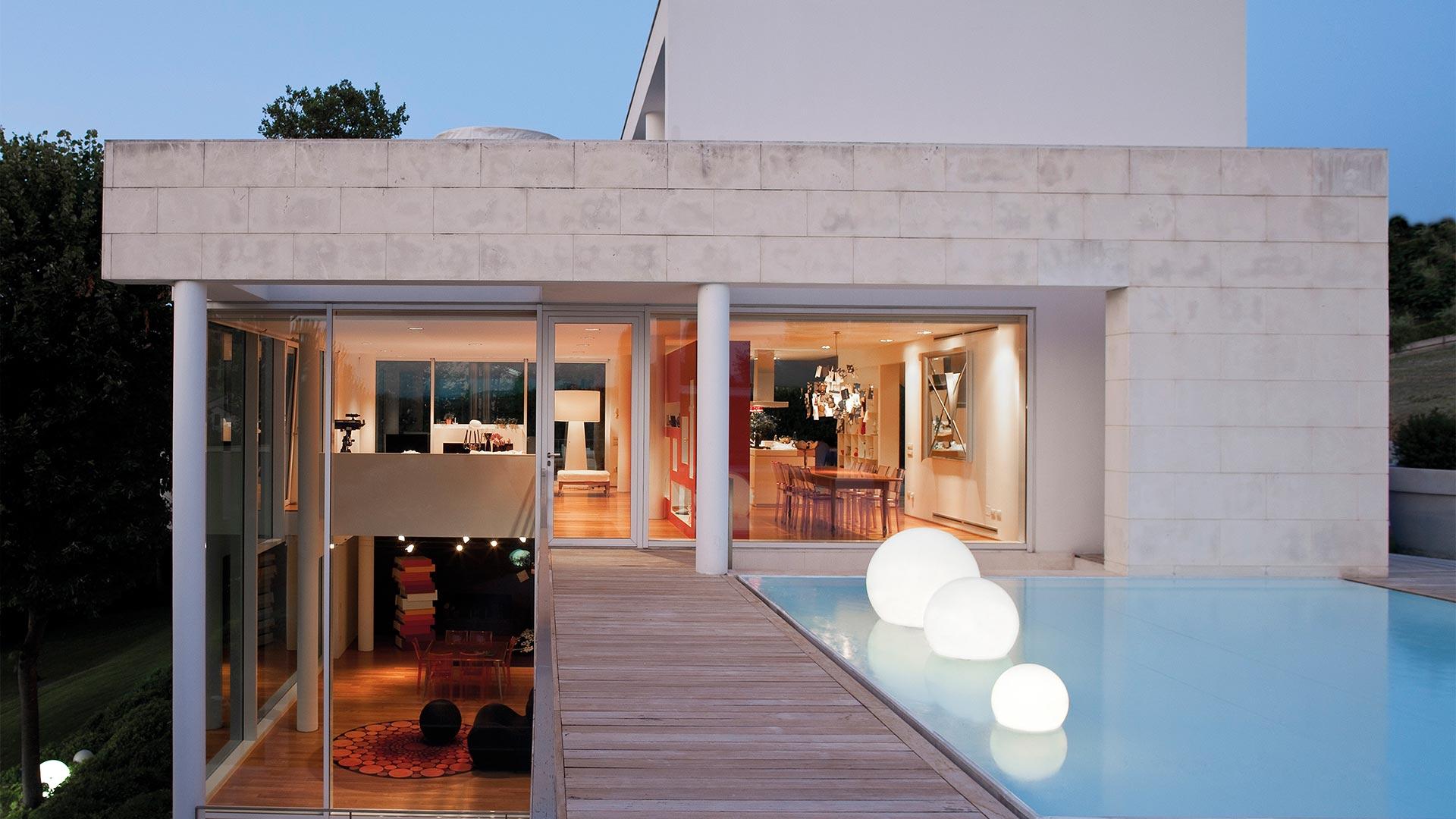 Illuminazione casa scopri la giusta luce per le diverse stanze - Illuminazione per la casa ...
