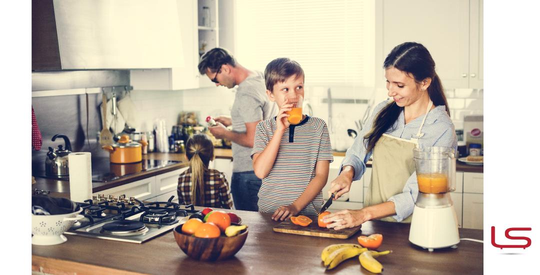 Trend i colori per la cucina nel 2019 linea esse - Colori per la cucina ...