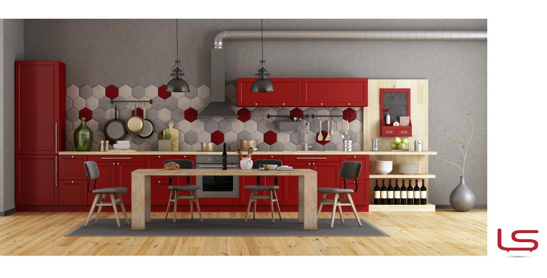 Trend: i colori per la cucina nel 2019 - Linea Esse