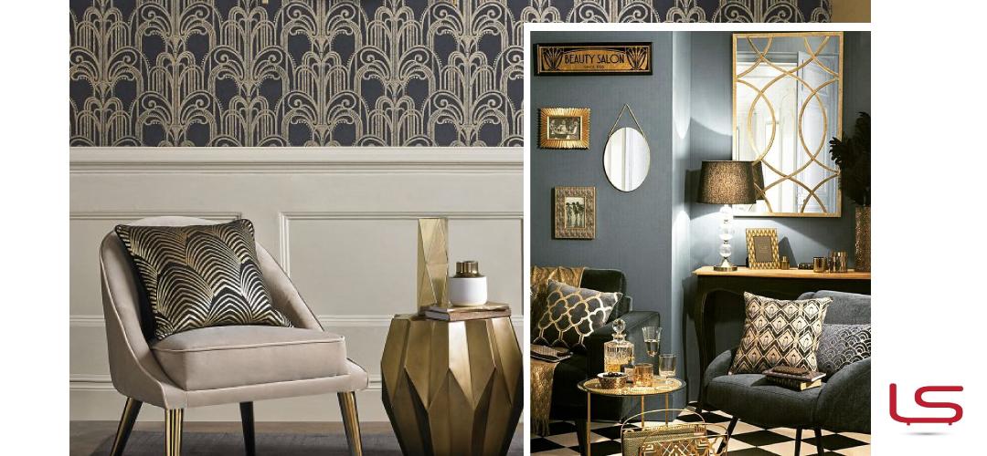 Tendenze Arredare Casa Con La Contemporary Art Deco Linea Esse