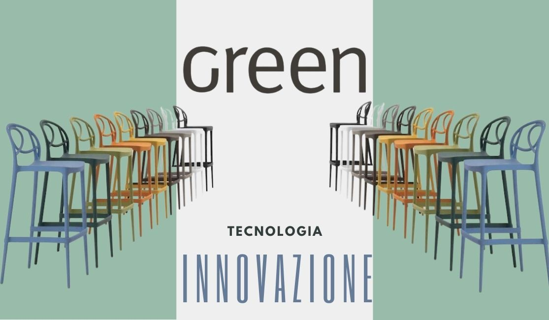 Sedute comfortevli e vivaci by Green - Lineaesse Shop